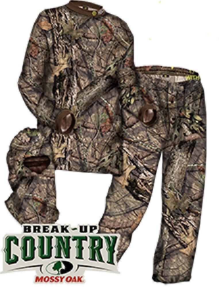 c99fed6ca7add Get Quotations · HECS Suit Turkey Hunting Clothing with Human Energy  Concealment Technology - Camo 3 Piece Shirt,