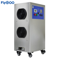 Air Feeding 15g 20g Fish Pond Ozone Generators for Aquaculture