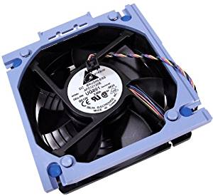 Dell PE-T300 with Bracket UG891 Fan Assembly YN845