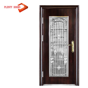 Outside wrought iron gates models steel door house main gate designs