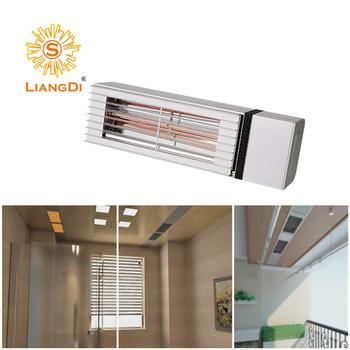Mini Portable Wall Mounted Infrared Panel Bathroom Heater