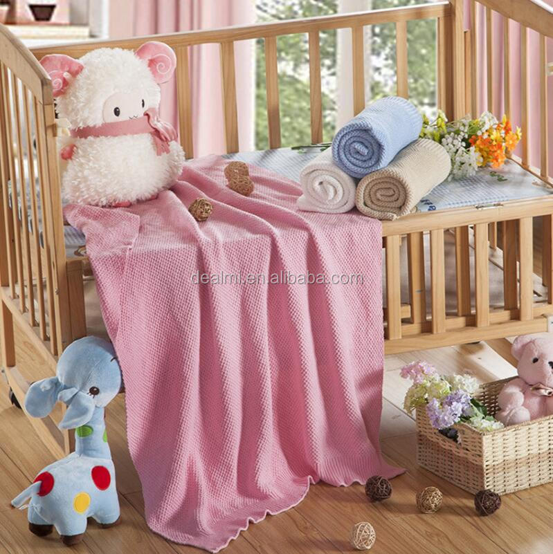 DMlqk374----wholesale summer hot sale product baby blanket cute bed throws