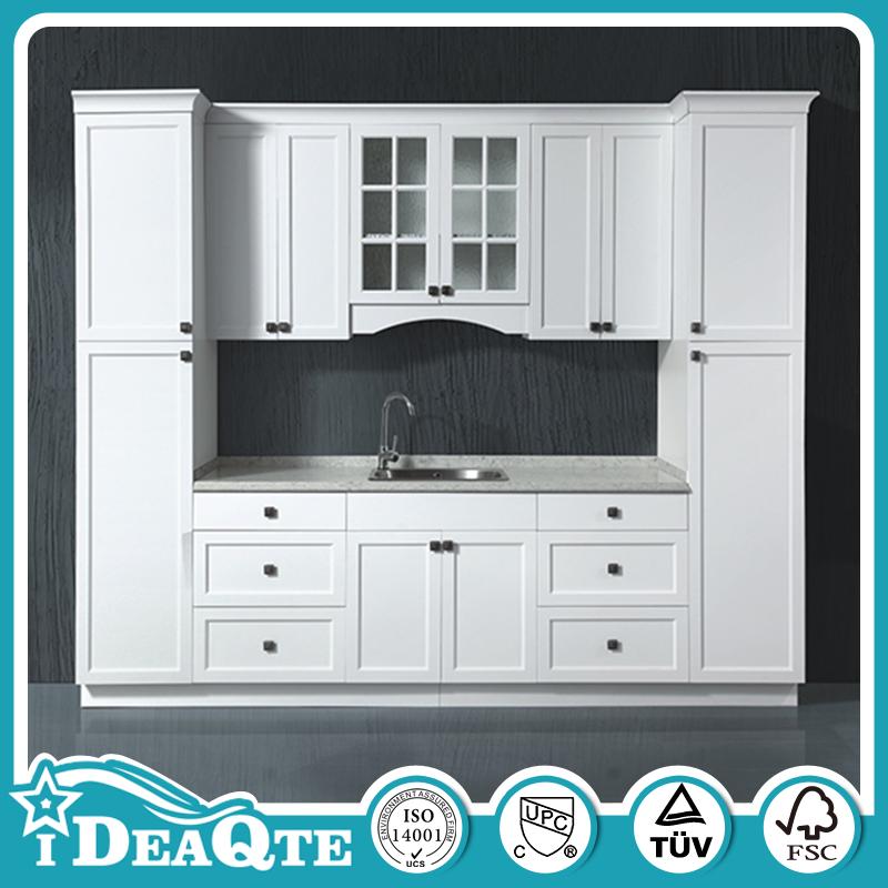 diseo moderno blanco del gabinete de cocina de madera muebles para el hogar