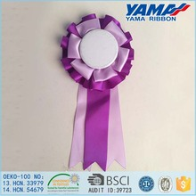 Best Manufacturers in China Ribbon Flower Corsage Brooch