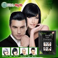 Best Price Dexe crazy color hair dye Agan oil black hair shampoo ammonia free hair coloring