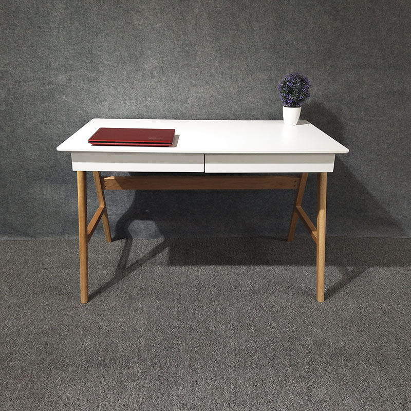 Modern wooden mdf home office computer desk table