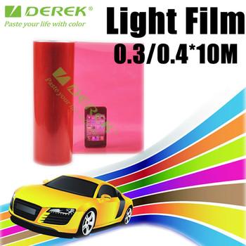 Derek Pink Transparent Colored Vinyl Sheets Size 0.3*10 Meter - Buy ...