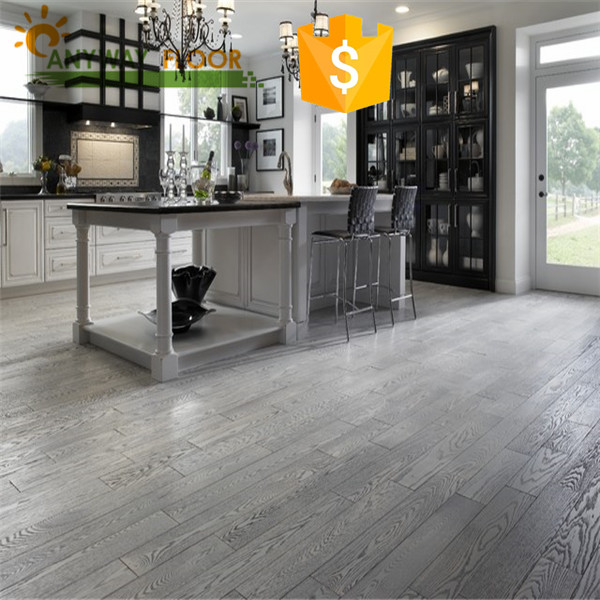 Wide Plank Antique Oak Engineered Flooring, Engineered Wood Flooring Oak