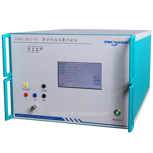 EMC Partner Test System for Electrostatic Discharge, Surge Combination Wave, EFT/ Burst with 16A CDN