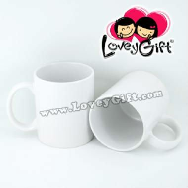 Sublimation White Mug(E.G.)