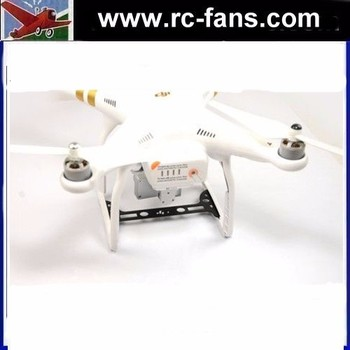 Gimbal Camera Carbon Fiber Protection Board For DJI Phantom 3 RC Drone