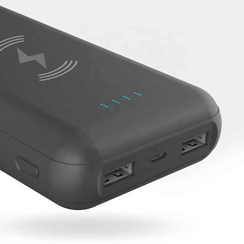 2019 biggest promotion fast portable charger high capacity wireless power bank 30000mah фото