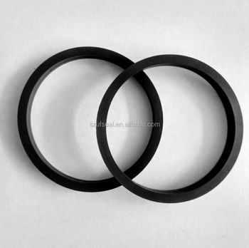 Flat Silicon Rubber O-ring Filter Screen Rubber Seal/viton Flat ...