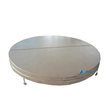 Round spa covers for hot tubs, High Quality Insulated Hot Tub Spa Cover, Insulated Hot Tub Spa Cover