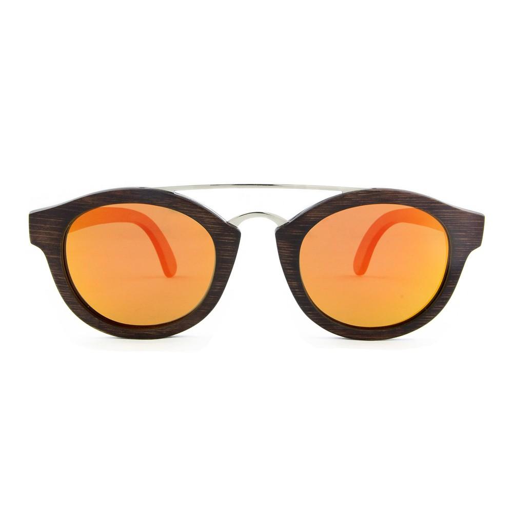 De Bambú Tonos Filipinas Querido Vintage Gafas De Sol Retro Playa ...