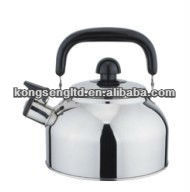 4L stainless whistling kettle/4L whistling kettle