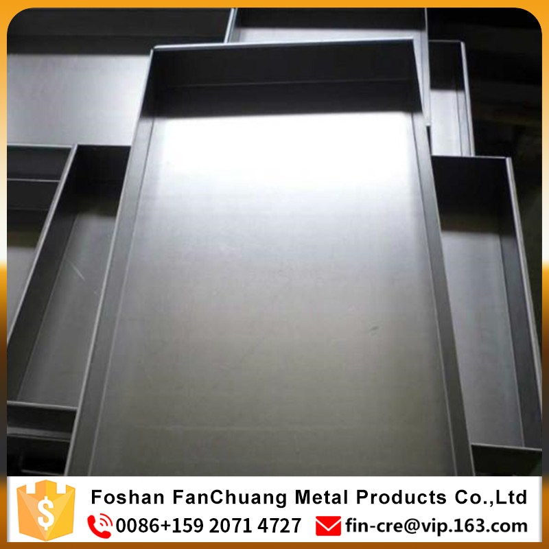 aluminum stamping die casting auto spare parts High precision decorative stainless steel sheet metal fabrication customized