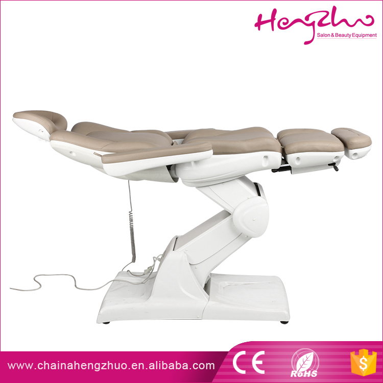 Wholesale beauty / tattoo / pedicure/ podiatry / dental / massage chair electric facial bed