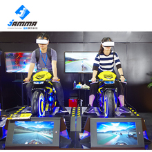 Pretpark racing game motorfiets <span class=keywords><strong>3d</strong></span> vr simulator