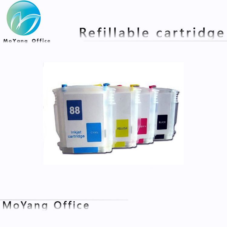 HP 88 Yellow XL Compatible Ink C9393A C9388AE HP88 Ink