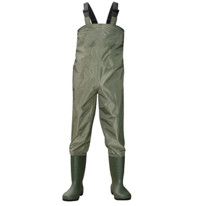 waterproof green custom made waders chest waders boots