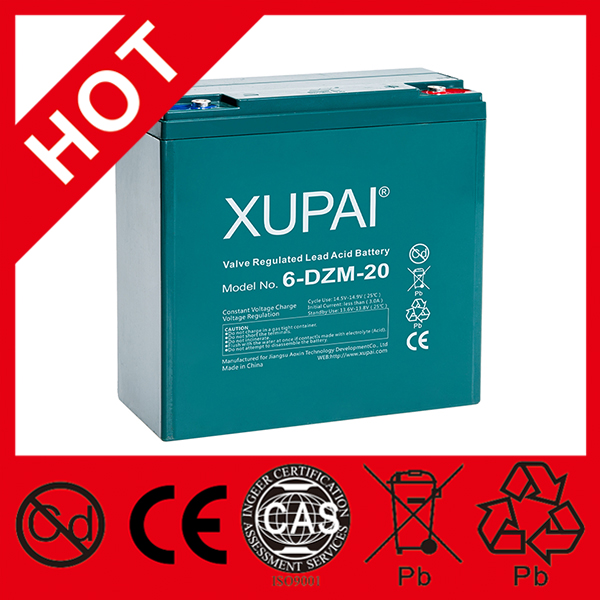 High quality 12V e-scooter battery lithium titanate battery