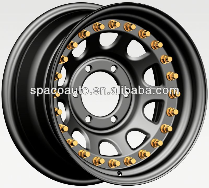 New design offroad car wheel blanks with good quality