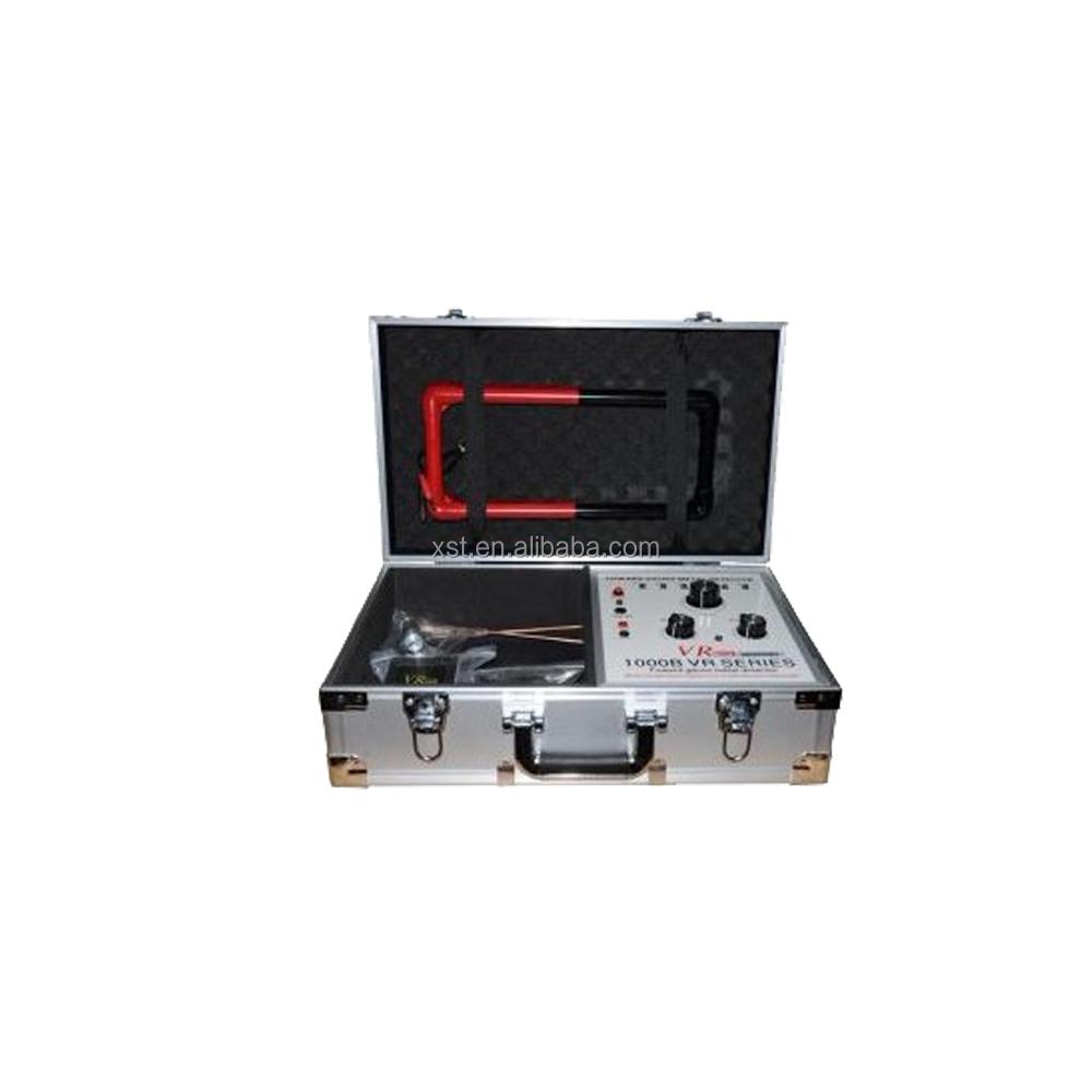 Hand Diamant-detektor VR1000B-II LONG range Schatz Detektor metall ...