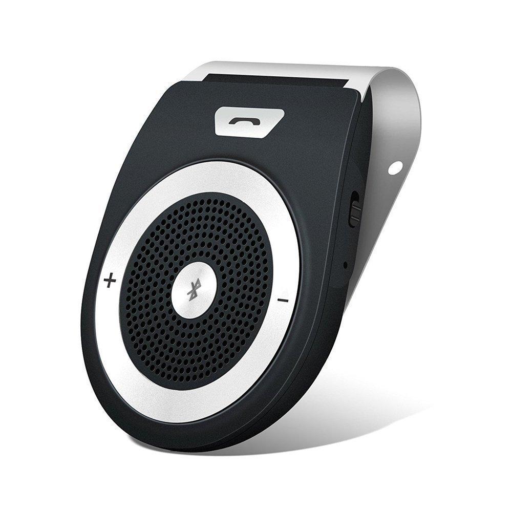 Buy Bluetooth Car Kit HandsFree, Wireless Car Speaker ...