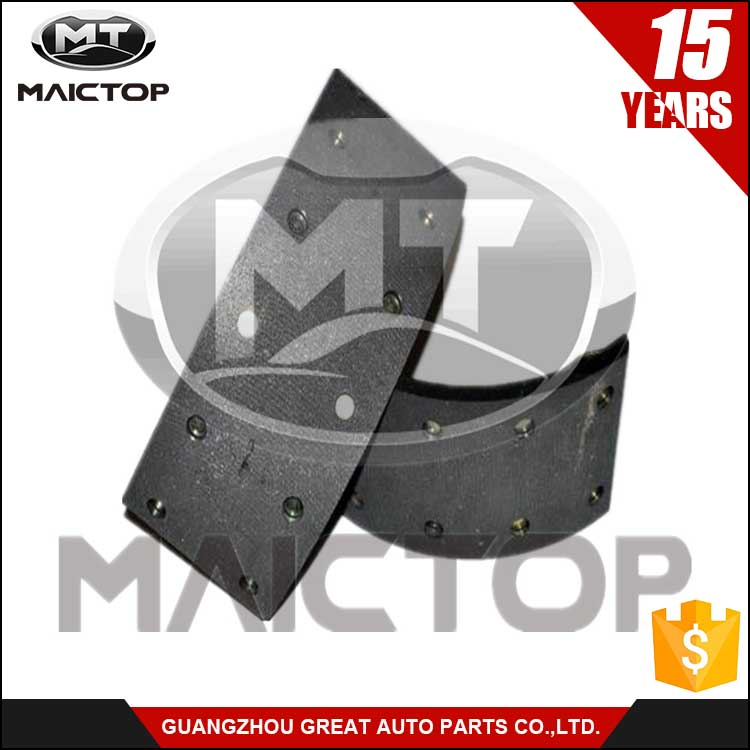 Wholesale brake shoes for mitsubishi canter fuso F6722