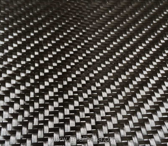 3K Rayon based heat resistant active carbon fiber fabric