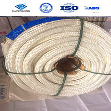 Haifeng hot-sale double braided 24 strand Polyester rope,marine rope