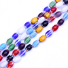 XULIN large glass seed beads gemstone millefiori beads wholesale