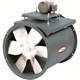 Stainless Steel Aluminum Blades High Temperature Axial Fan/Tube Explosion Proof Axial Fan