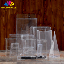 china supplier stock sale hard small clear plastic display boxes
