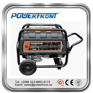Good quality!50hz 60hz recoil start or electric start 2.5kva portable gasoline generator