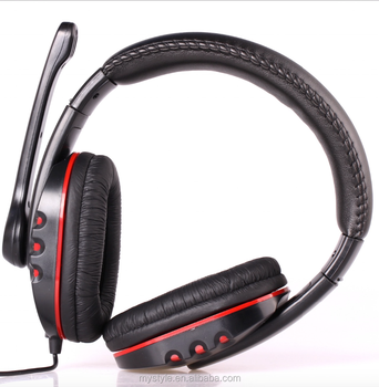 Hot Selling 4 In 1 Usb Gaming Headset Headphone Microphone Mic For Ps4 Ps3  Xbox 360 Pc - Buy Gaming Headset For Ps4,Gaming Headphone For Xbox 360,Usb