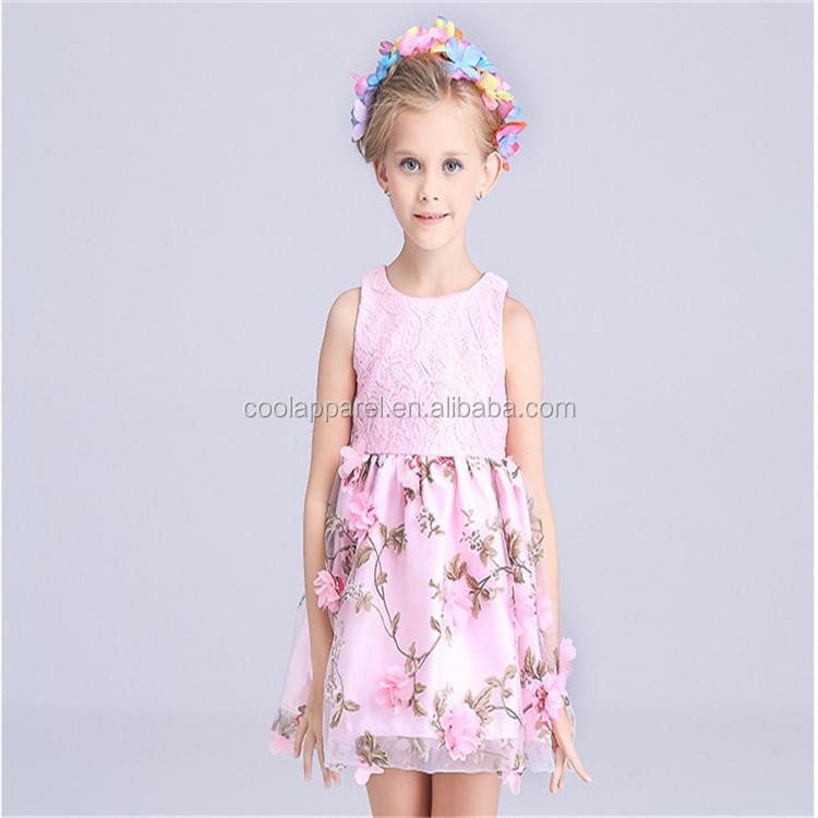 Bebé diseños adolescentes vestido patrones vestido de la muchacha de ...