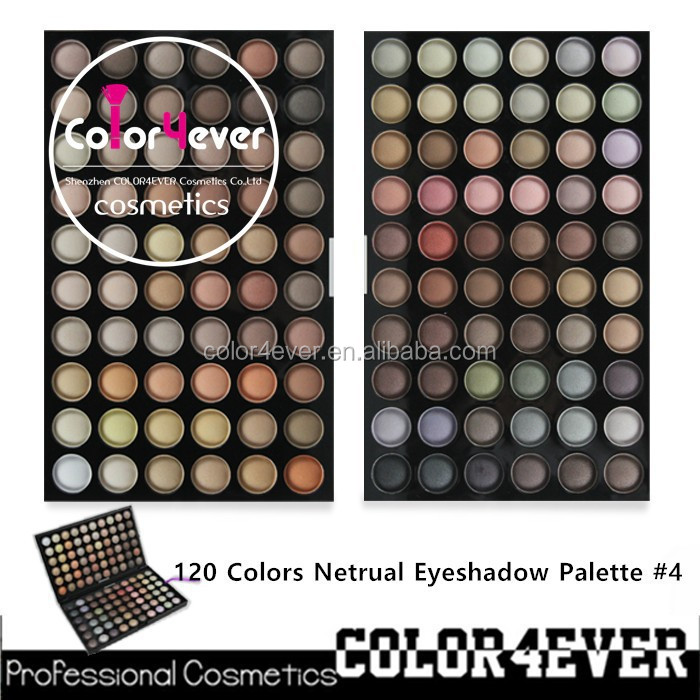 private label make up brand make up palette professional wholesale makeup 120 colors eyeshadow palette