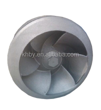Wholesale high quality centrifugal slurry pump impeller