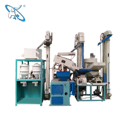 5T Per Day Rice Milling Machine Made In China
