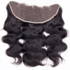 Brazilian Straight Hair Weave Bundles with 13x4 Ear to Ear Full Lace Frontal Closure Unprocessed Human Hair Extensions