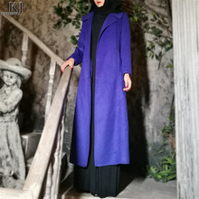 dot coat style abaya designs