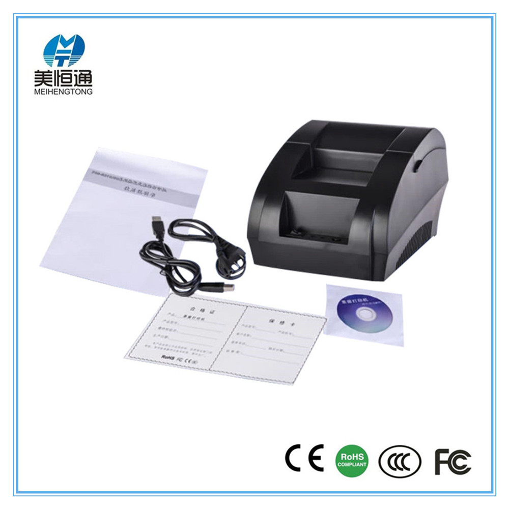 OEM/ODM POS 58mm Receipt Thermal Printer At Cheap Factory Price MHT-5890K
