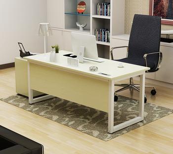 Modern High End Standard Office Table Melamine Furniture