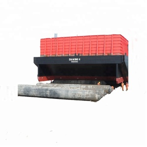 Marine Supplies Natural Rubber Inflatable Airbag Ship Launching Lifting