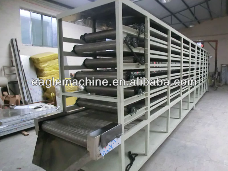 Made In China Stainless Steel Mesh Belt 7 Layer 11 Meters Oven/dryer - Buy  Conveyor Mesh Belt Dryer,Three Layers Oven,Hand Dryer Suppliers In Dubai