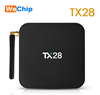TX28 Android Set Top Box OEM Branding Service TV Box for resellers distributors from JoinWe