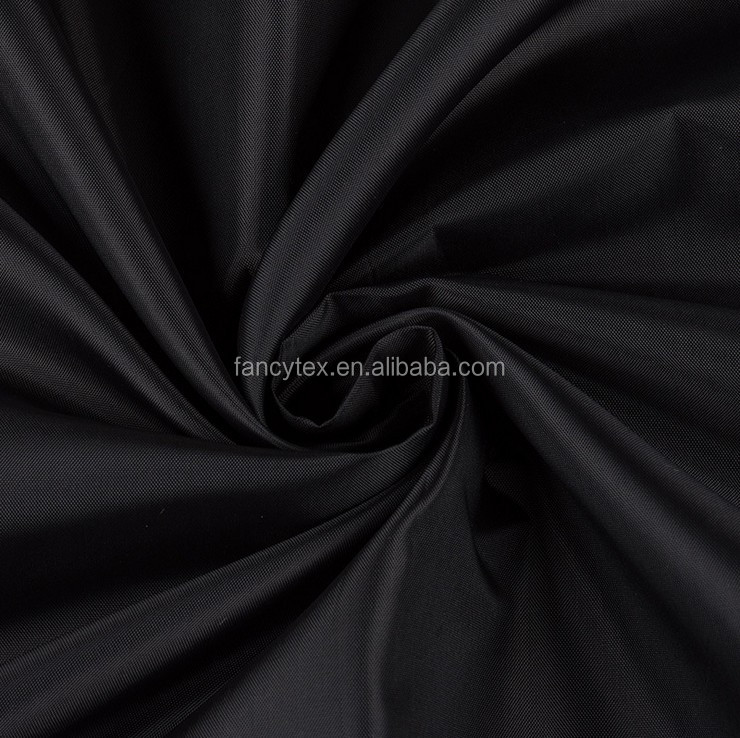 viscose polyester twill fabric silk suit lining for men's suit inner lining fabric 230T twill taffeta