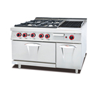 India Hot Sales Kitchen Appliance 3 Burners Gas Stove/Gas Cooker